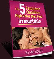 5 Feminine Qualities Ebook