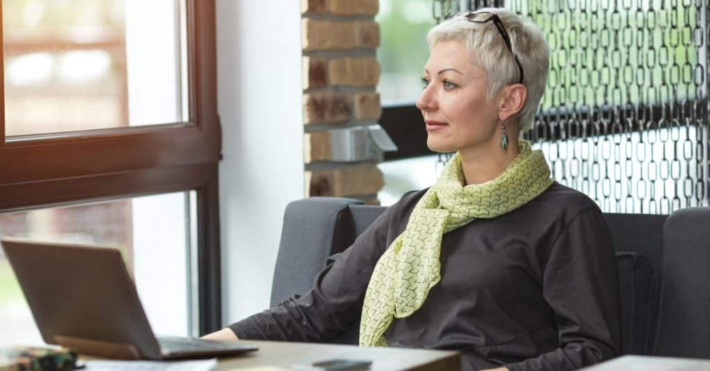 making career change after 40 woman