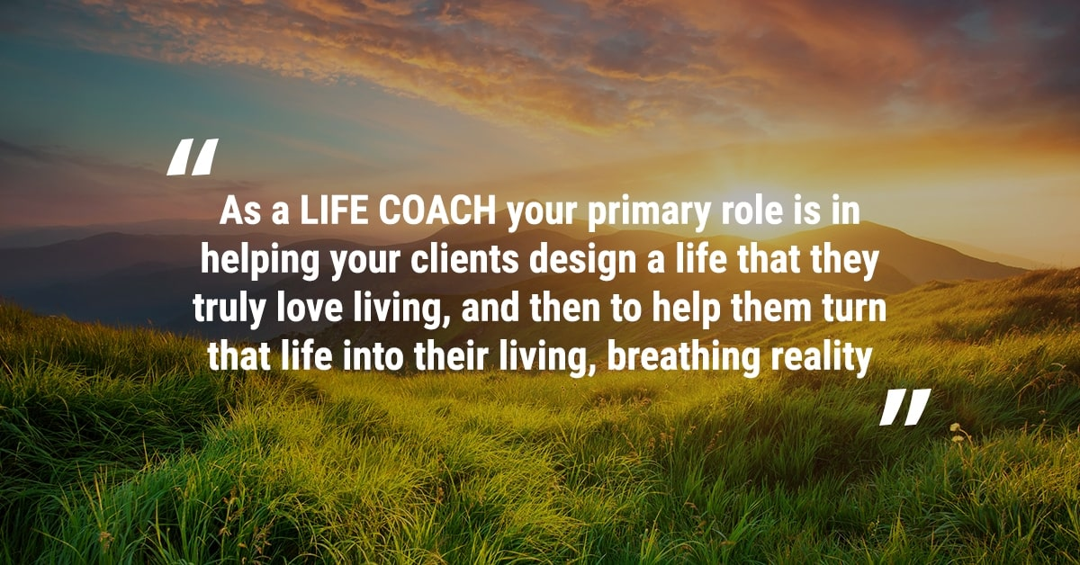 life coaching vs therapy quote