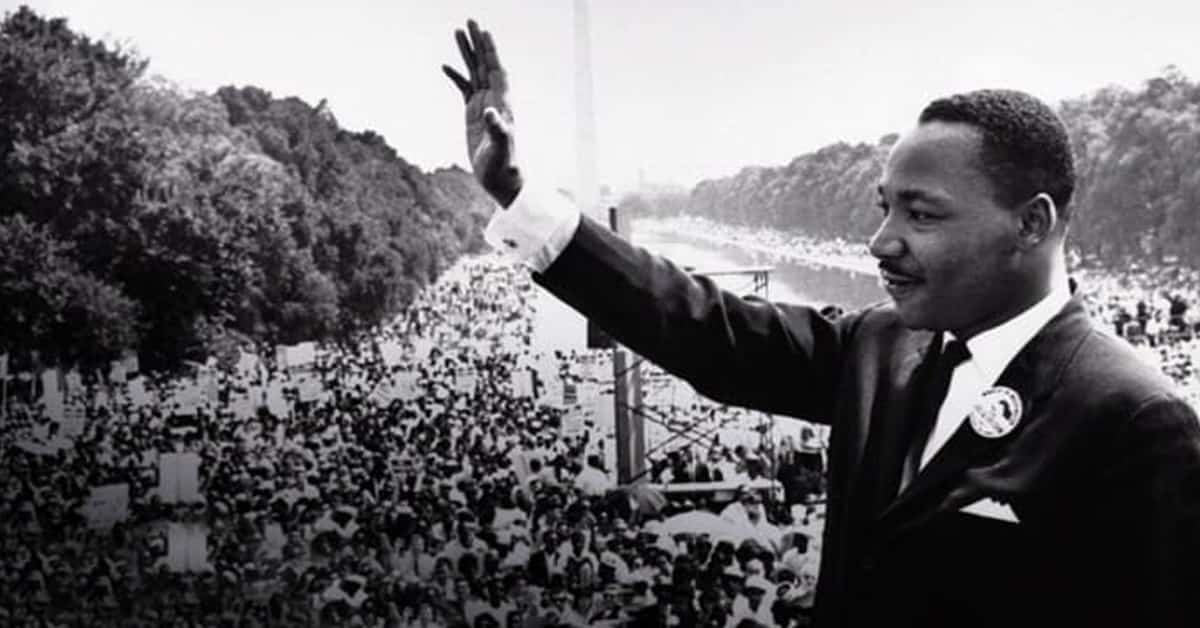 mlk i have a dream speech