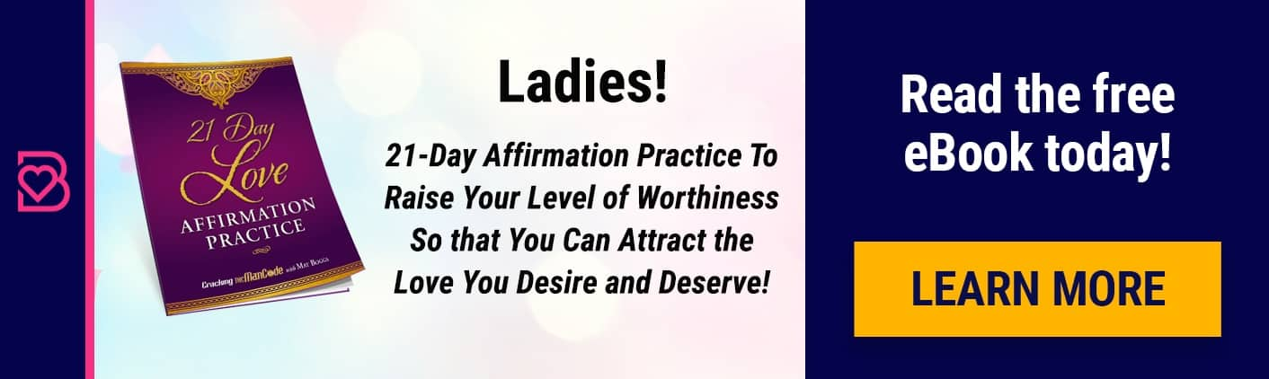 21 Day Love Affirmation Blog Banner