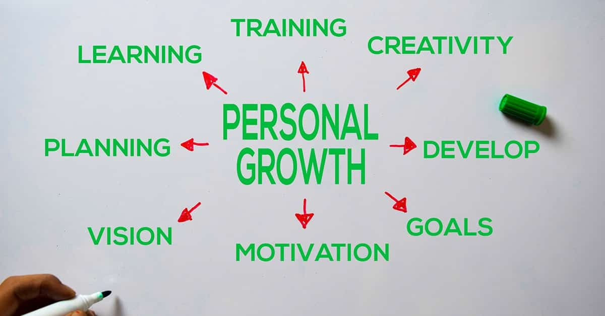 life coach personal growth
