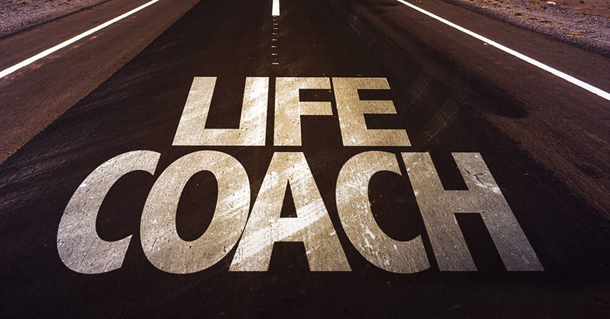 the road to life coaching