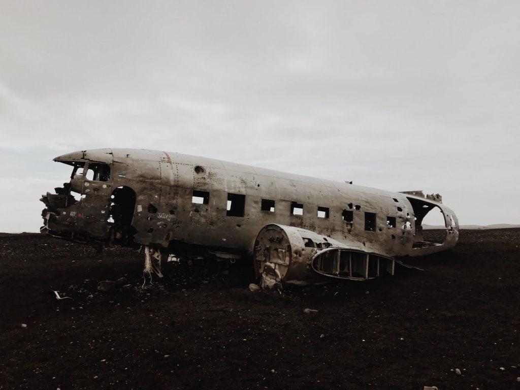 drift plane iceland