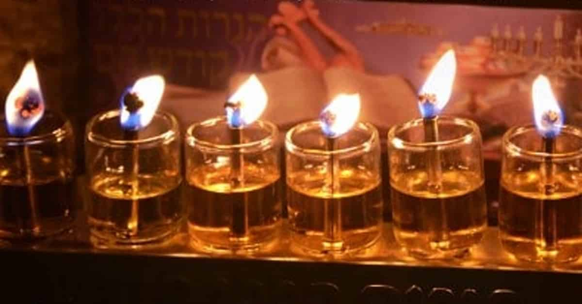 hanukkah miracle candles