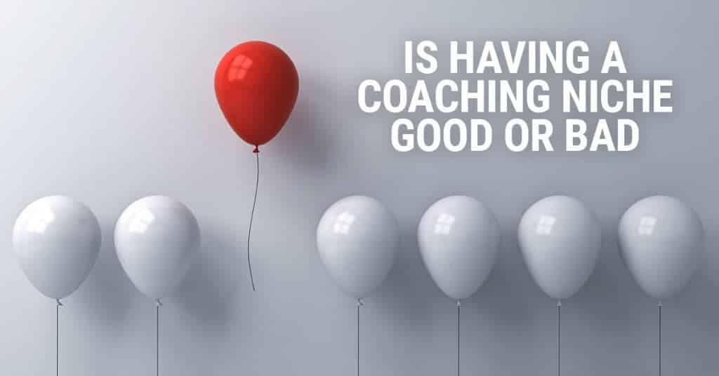 coaching niche