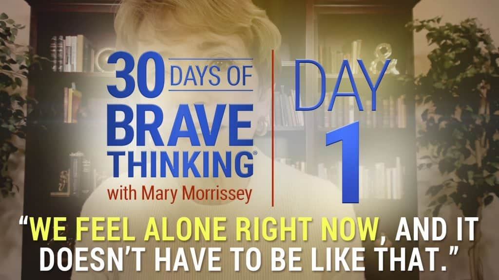 30 Days of Brave Thinking