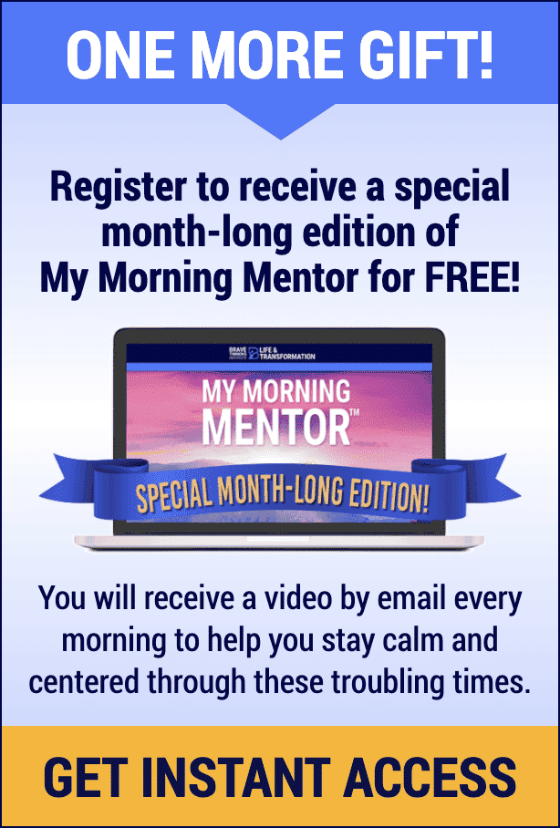 Month Long Edition of My Morning Mentor