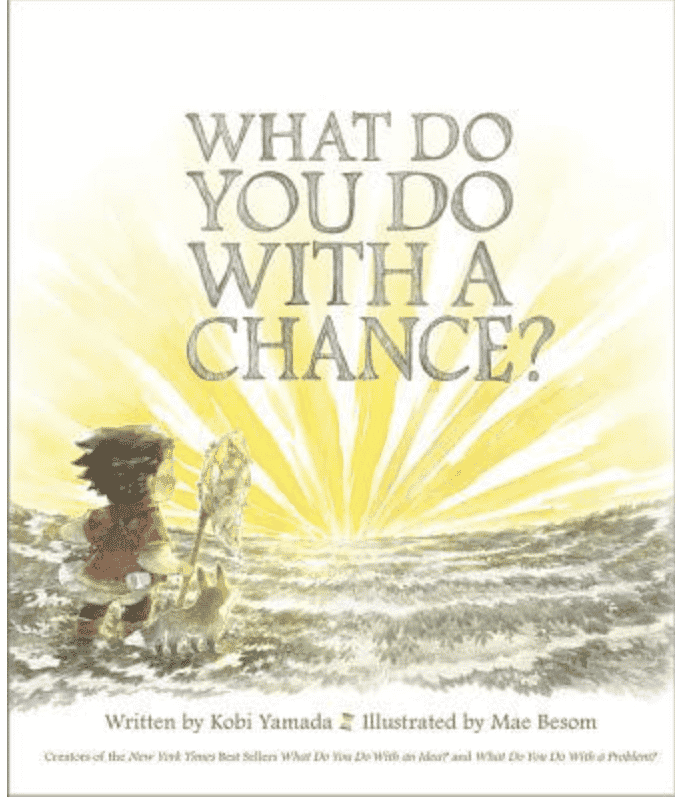 What Do You Do With a Chance book cover