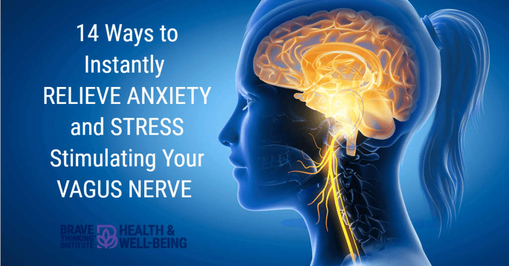 How to stimulate your Vagus Nerve to relieve stress