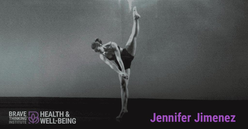 Jennifer Jimenez - Professional dancer, Creator of TranscenDance